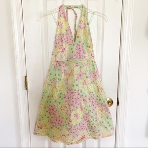 Lilly Pulitzer Carmen Dress Fillies For Lillies